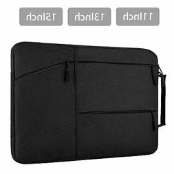 "11""13""15"" Laptop Sleeve Case Carry Bag Pouch Cover For  MacB"