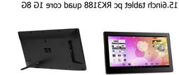 15.6'' LCD Screen Android Tablet, WIFI, Bluetooth, Ethernet,