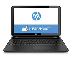 "HP 15-F222WM 15.6"" Touch Screen Laptop"