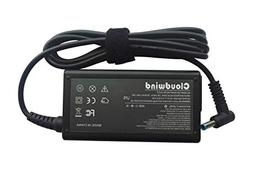 Cloudwind 19.5V 2.31A 45W Ac Adapter Charger Power-Supply fo