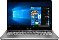 "ASUS - 2-in-1 14"" Touch-Screen Laptop - Intel Core i5 - 8GB"