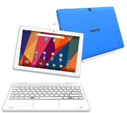 Tanoshi 2-in-1 Kids Laptop Computer Tablet Educational Touch