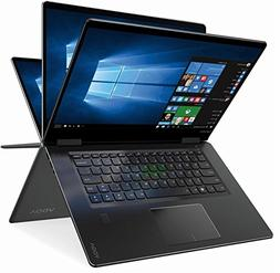 "2018 Lenovo Yoga 2-in-1 15.6"" FHD LED Backlit Touchscreen La"