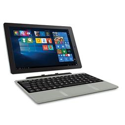 """2018 RCA Cambio 2-in-1 10.1"""" Touchscreen Tablet PC, Intel Qu"""