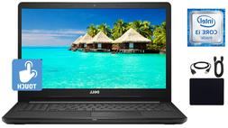 2019 Latest Dell 15.6''Touch-screen laptop i3-7130U 8GB RAM