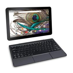 """2019 RCA Viking Pro 10.1"""" Touchscreen 2-in-1 Tablet Laptop,"""