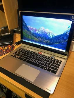 """Toshiba - 2-in-1 13.3"""" Touch-screen Laptop - Intel Core I7 -"""