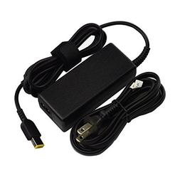 Square Tip AC Charger for Lenovo ThinkPad X1 Yoga  20FQ 14""