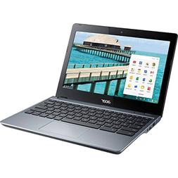 "Acer C720p-2625 11.6"" Touchscreen ChromeBook Intel Celeron 2"