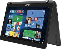 """ASUS Convertible 2-in-1 FHD 15.6"""" Touchscreen Laptop 