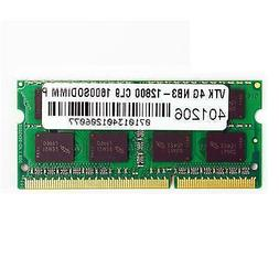 VisionTek 4GB DDR3 1600 MHz  CL9 SODIMM, Notebook Memory - 9
