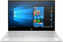 New HP ENVY 13-AQ1013DX 13.3'' 4K UHD Touchscreen Laptop i7-