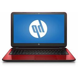 HP Flyer Red 15.6 Inch Flagship Laptop