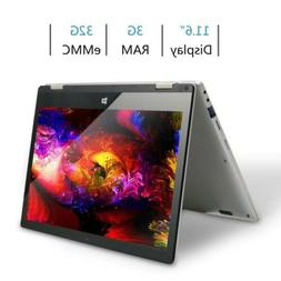 AWOW Full HD 1080X1920 Touch Screen 11.6 Inch 2-in-1 Convert