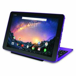 "RCA Galileo Pro 11.5"" 32GB 2-in-1 Tablet + Keyboard Case And"