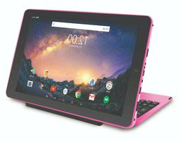 "RCA Galileo Pro 11.5"" 32GB Tablet with Keyboard Android 6.0-"