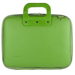 Green SumacLife Cady Briefcase Bag for Toshiba 14 to 15.6-in