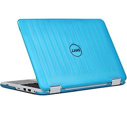 """mCover Hard Shell Case for New 2018 11.6"""" Dell Inspiron 11 3"""