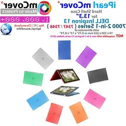 """iPearl mCover Hard Shell Case for 13.3"""" Dell Inspiron 13 734"""