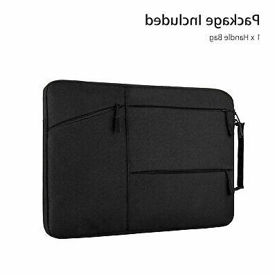 "Slim Sleeve Case Carry Bag 11"" Dell HP NoteBook"