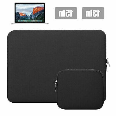 13 15 laptop sleeve case pouch w