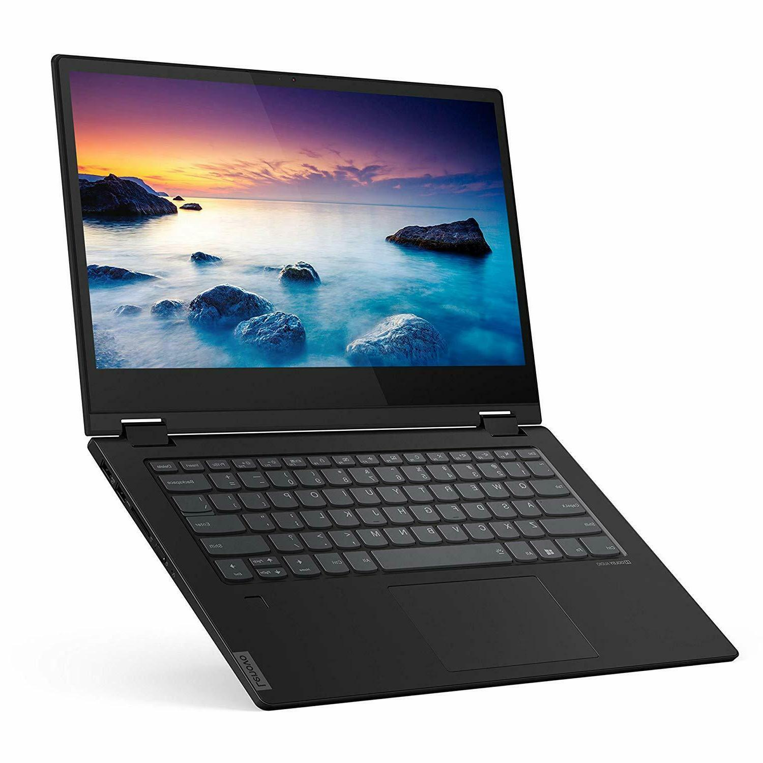 2 in 1 Convertible Laptop 14 Inch Touchscreen or Tablet Comp