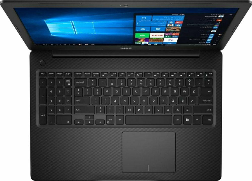 "2020 Dell 15.6"" TouchScreen Laptop i3-8145U &1TB SSD"