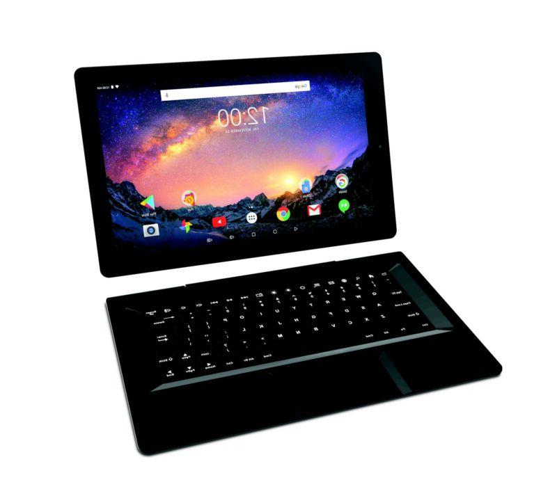Pro Tablet Keyboard Android Charcoa