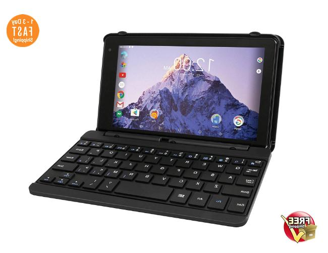 360° Touchscreen Tablet PC RCA Laptop Gaming Google Android