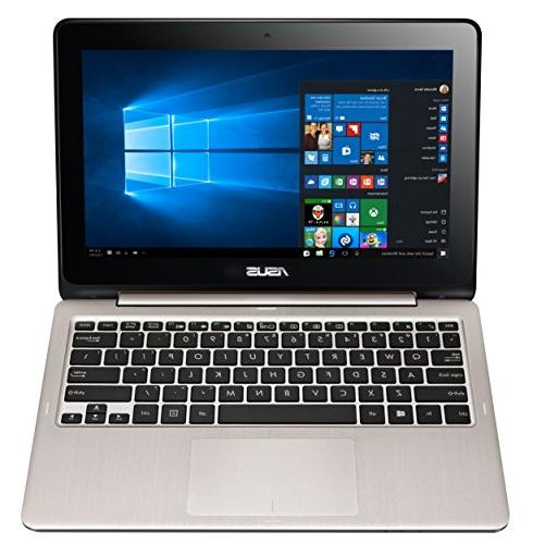 ASUS VivoBook Flip TP200SA-DH01T 11.6 inch and Lightweight 2-in-1 HD Touchscreen Celeron 2.48 RAM, Windows 10