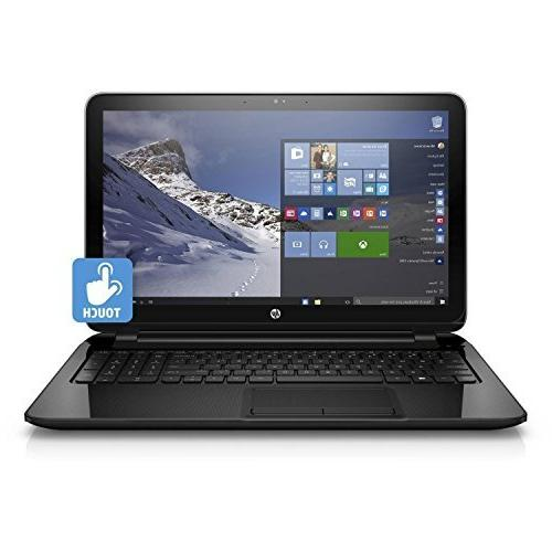 HP 15.6 Inch Flagship Touchscreen Laptop Computer