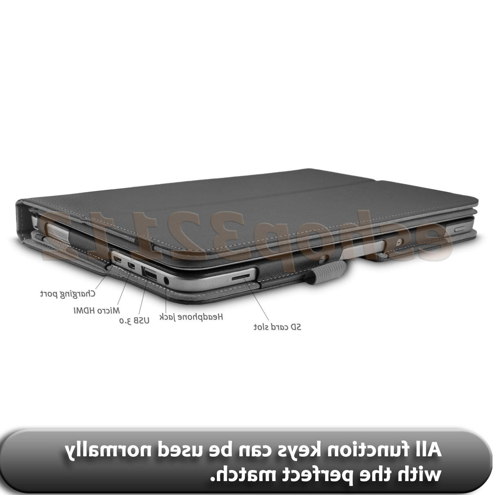 """2 in 10.1"""" Touchscreen Laptop Cover"""