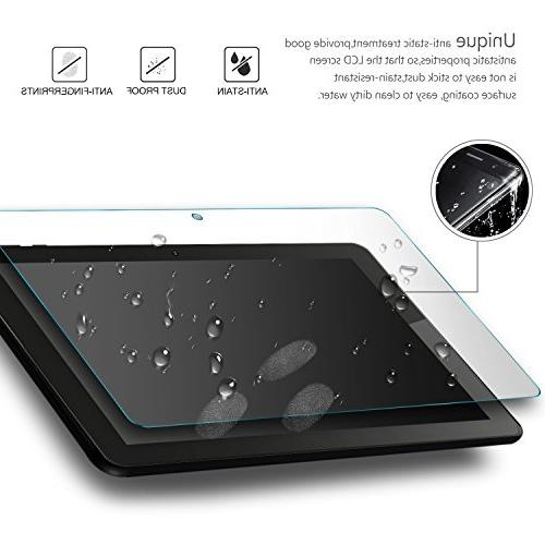 KuGi Screen Protector Asus - Hardness Clear Tempered Glass Protector for Transformer Mini in Laptop