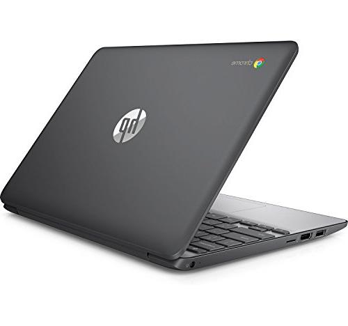 "HP Chromebook 11.6"" Touch with Celeron 1.6GHz, 4GB Gray"