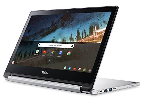 Acer Convertible, 13.3-inch Touch, MediaTek MT8173C, 4GB LPDDR3, 32GB,