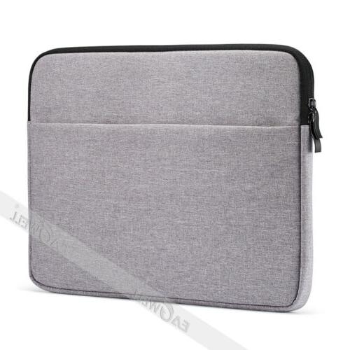 "Laptop Case Cover Bag For 12"" 15.6"" Macbook Dell"