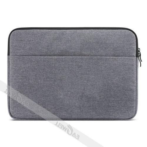 "Laptop Sleeve Case Cover Bag For 12"" 13"" 15"" 15.6"" Macbook HP Dell"