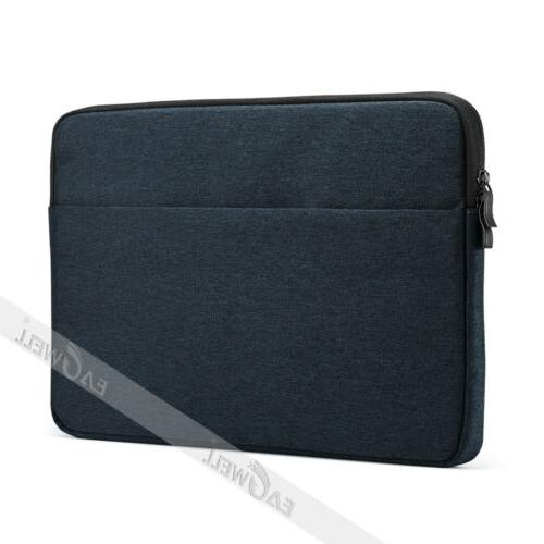 "Laptop Sleeve Case Pouch Cover 12"" 13"" 14"" 15"" 15.6"" HP Dell"