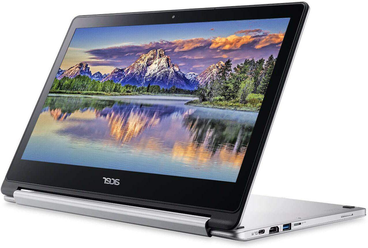 "NEW Acer Chromebook 13.3"" Quad Core 4GB eMMC HDMI"