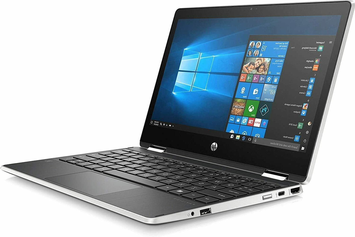 """HP PAVILION 11.6"""" TOUCH SCREEN N5000 4GB 128GB SSD -"""