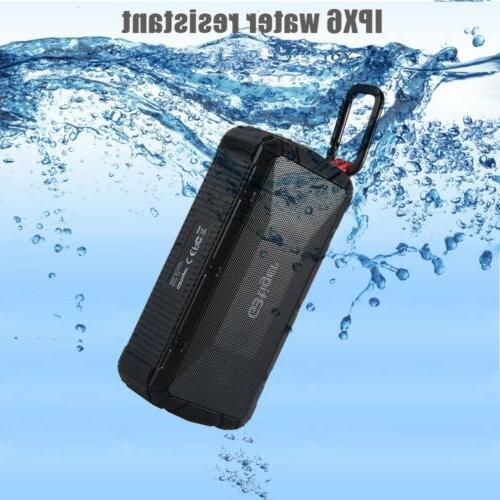 portable wireless stereo bluetooth 4 0 outdoor