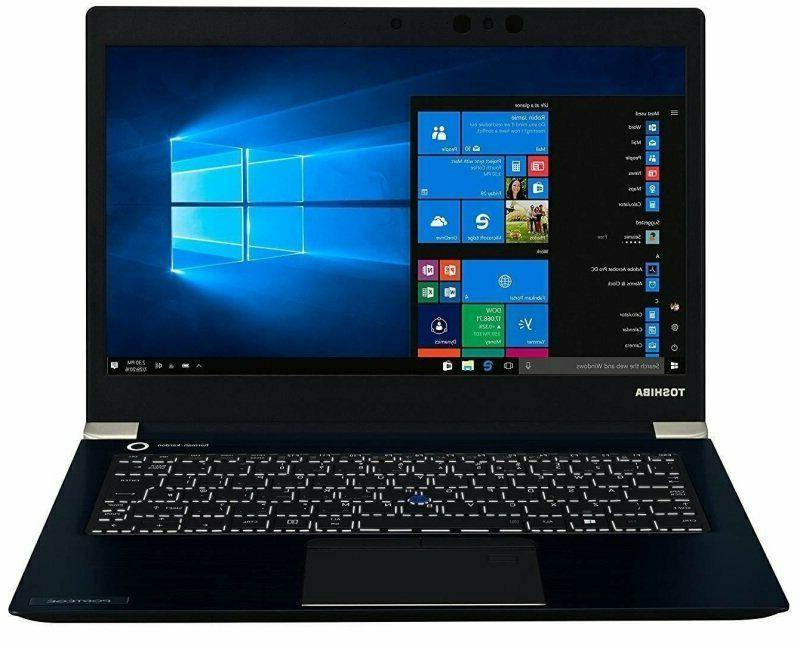 dynabook x30 f touch screen13 3 i5