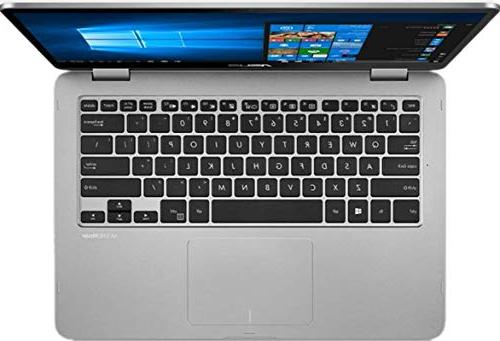 Asus Vivobook Flip FHD Touchscreen Computer, up 2.7GHz, 4GB DDR4, 64GB Wifi, Bluetooth, HDMI, 10