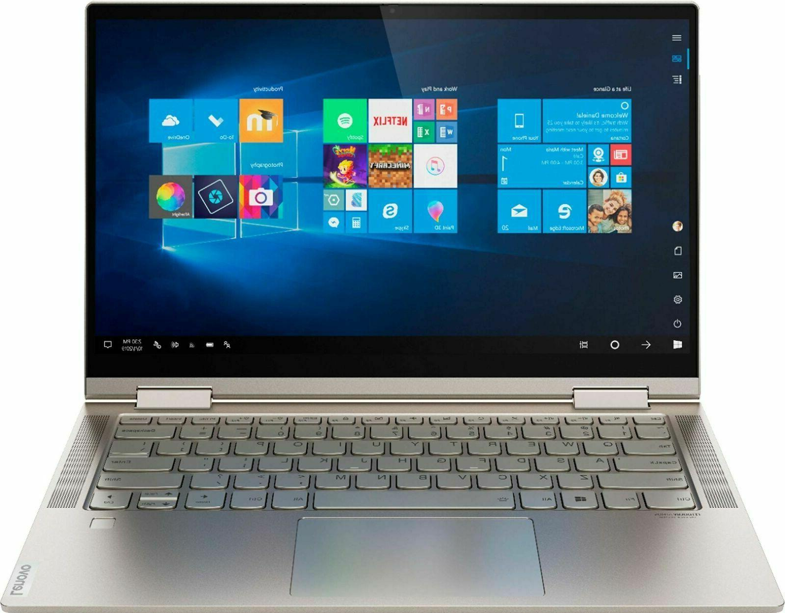Lenovo Yoga C740-14IML 10th gen i5-10210U 8GB 256gb SSD 14""