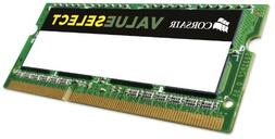 Corsair Laptop Memory CMSO4GX3M1C1333C9 4GB 1333MHz CL9 DDR3