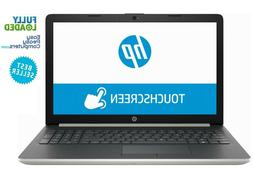 "HP Laptop Touchscreen 17.3"" WIN10 8GB 256GB Bluetooth WiFi W"