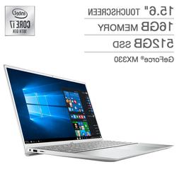 New Dell Inspiron 15.6'' FHD Touchscreen Laptop i7-1065G7 16
