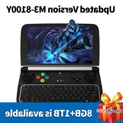 "New GPD Win 2 WIN2 Intel Core m3-8100y Quad core 6"" GamePad"