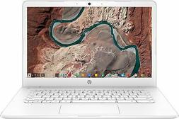 Newest HP 14-inch Chromebook HD SVA  Touchscreen,