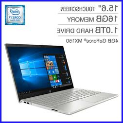 HP Pavilion Touchscreen Laptop - Intel Core i7 - GeForce MX